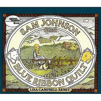 Sam Johnson y el tejido de cinta azul (libros de lectura del arco iris