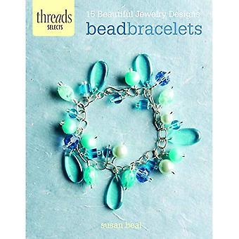 Bracelets de perles: 15 dessins de beaux bijoux