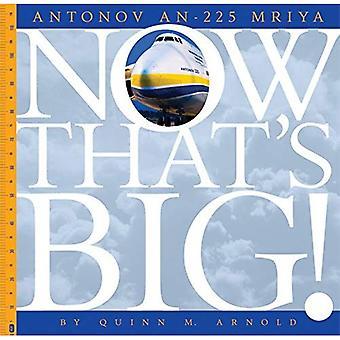 Antonov An-225 Mriya (nu är stora)