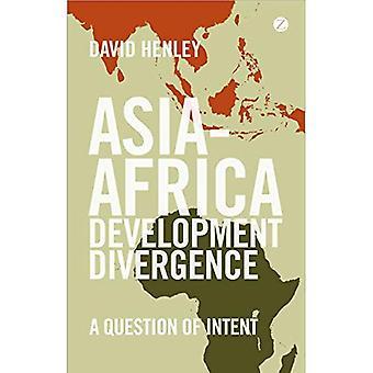 Asia-Africa Development Divergence