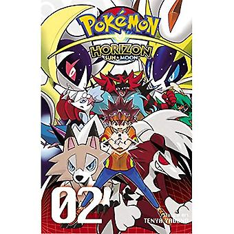 Horizonte de Pokemon: el sol y Luna, Vol. 2 (Pokemon)
