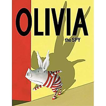 Olivia the Spy (Olivia)