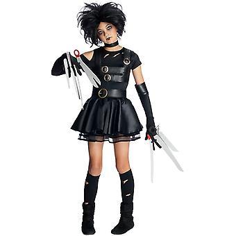 Lady Edward Scissorshands Teen Costume