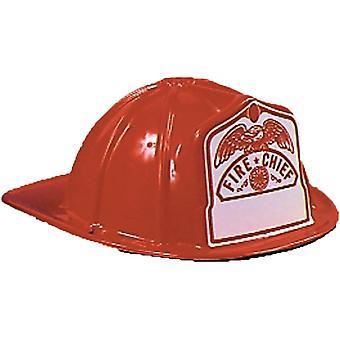 Feuerwehrmann Hut Kind rot für alle