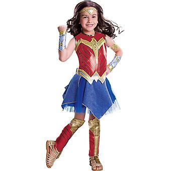 Costume enfant de luxe Wonder Woman