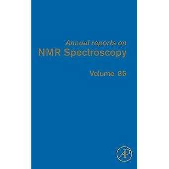 Annual Reports on NMR Spectroscopy by Webb & Graham
