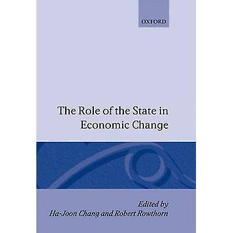 دور الدولة في التغيير الاقتصادي حسب تشانغ آند هيون