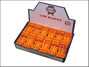 Faithfull Line Block Counter Display (12 Piece) Blocks Only