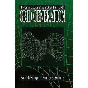 Basisbegrippen van Grid generatie door Knupp & Patrick M.