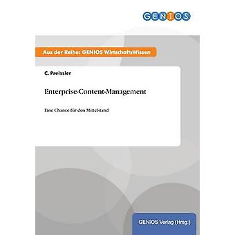 EnterpriseContentManagement di Preissler & C.