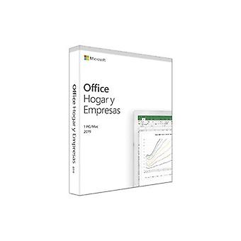 Microsoft Office 2019 home and Office Microsoft T5D-03233 (1 license)