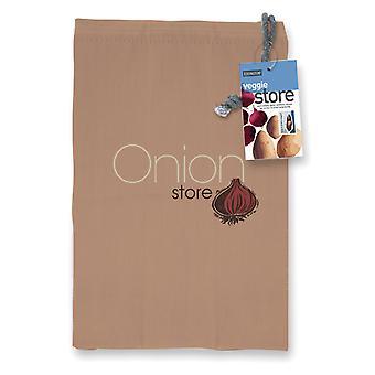 Eddingtons Onion Storage Bag, 27cm x 37cm