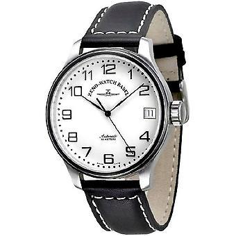 Zeno-watch montre OS rétro Valgranges (grande date) 8111-e2