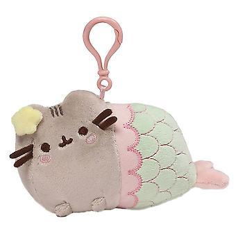 Pusheen Mermaid Bag Clip