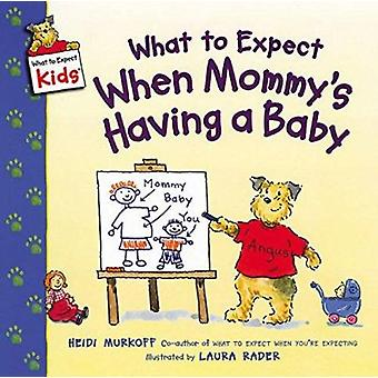 What to Expect When Mommy's Having a Baby Book