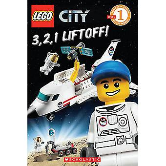 Lego City - 3 - 2 - 1 Liftoff! by Sonia Sander - Artifact Group - 9780