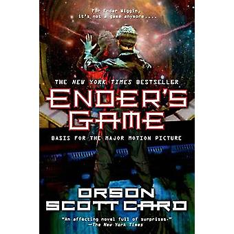 Ender's Game by Orson Scott Card - 9780765378484 Book