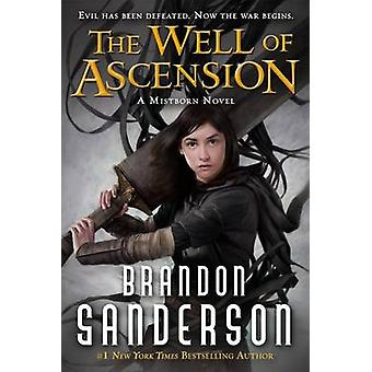 The Well of Ascension by Brandon Sanderson - 9780765377142 Book