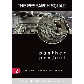 The Panther Project Vol 2 - Engine and Turret by The Panther Project V