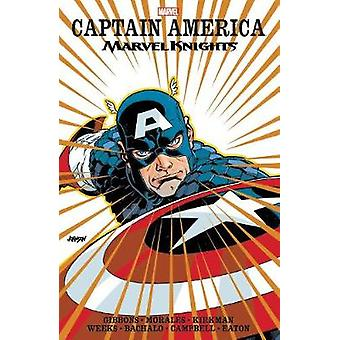 Captain America - Marvel Knights Vol. 2 by Robert Morales - Robert Kir