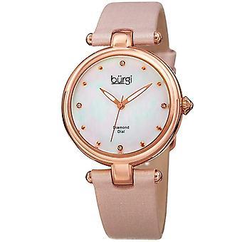 Burgi Women's Watch BUR169PK