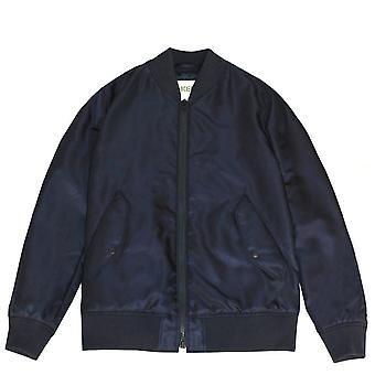 Kenzo Peace Bomber Jacket Navy