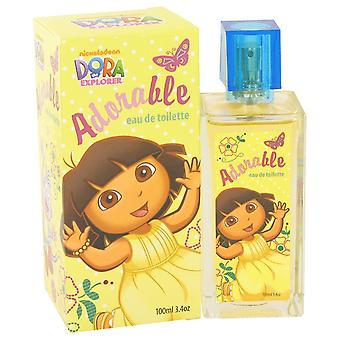 Dora Adorable by Marmol & Son Eau De Toilette Spray 3.4 oz / 100 ml (Women)