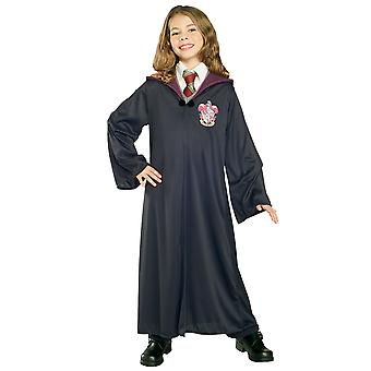 Gryffindor Deluxe Harry Potter Hogwarts Robe Book Week Child Boys Costume