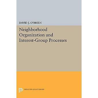 Neighborhood Organization and Interest-Group Processes by David J. O'