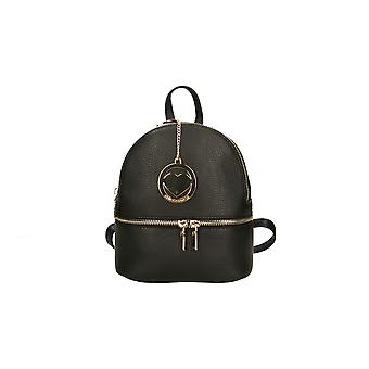 Leather backpack Made in Italy P34027