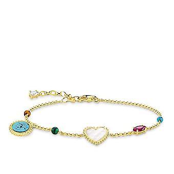 Thomas Sabo Turquoise Ring armband door zilveren vrouw Sterling 925
