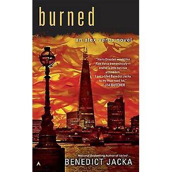 Burned by Benedict Jacka - 9780425275764 Book