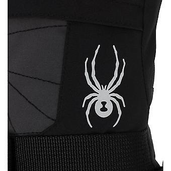 Spyder OVERWEB Gore-Tex Jungen Ski Handschuhe charcoal
