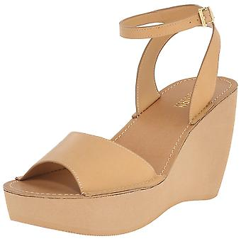 Kenneth Cole Reaction Womens Kind-Ly Open Toe Casual Platform Sandals