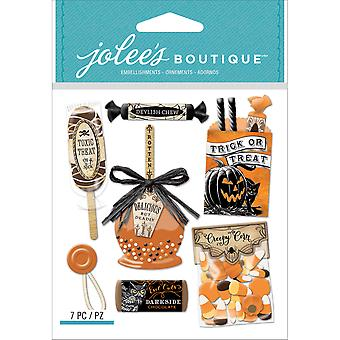 Boutique dimensionnelle autocollants-Vintage de Jolee traite E5021788