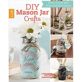 Leisure Arts-DIY Mason Jar Crafts LA-6586