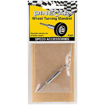 Pine Car Derby Wheel Turning Mandrel P357