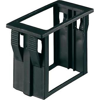 Adapter frame Black Marquardt 217.879.011 1 pc(s)