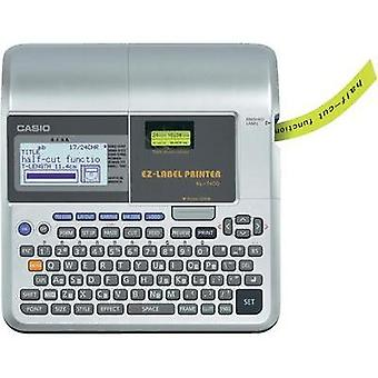 Label printer Casio KL-7400 Suitable for scrolls: XR 6 mm, 9 mm, 12 mm, 18 mm, 24 mm
