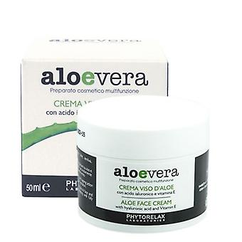 Phytorelax Aloe Vera face 24-hour anti-aging face cream 50ml