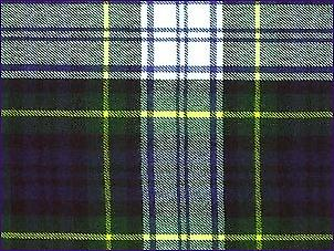 Gordon Dress, Modern - Pure Wool Tartan