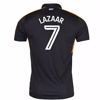 2016-17 Newcastle Away Shirt (Lazaar 7)
