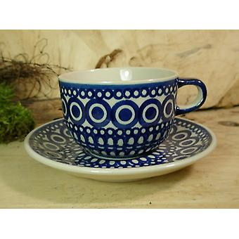 Cup and saucer for tea o. coffee, 200 ml volume, tradition 52 - BSN 21952