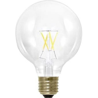 LED Segula 230 V E27 3.5 W = 20 W Warm white EEC: A+ Globe (Ø x L) 95 mm x 140 mm Filament, dimmable 1 pc(s)
