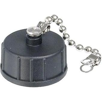 ASSMANN WSW A-WP-COVER2 Dust Protective Cap For USB Connector - IP67 Dust protective cap with chain