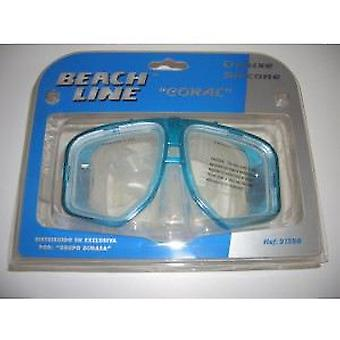 Beach Line Coral Diving Children lens