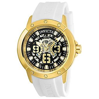 Invicta Men's Automatic Stainless Silicone Casual Watch - Model 22630