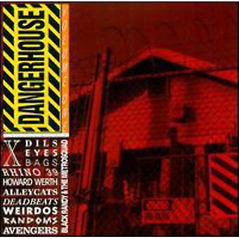 Dangerhouse - Vol. 1-Dangerhouse [Vinyl] USA importerer