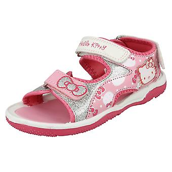 Jenter Hello Kitty Crested Sandal