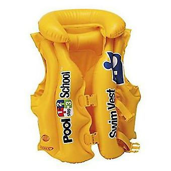 Intex Inflatable Vest (Outdoor , Pool And Water Games , Cuffs And Floats)